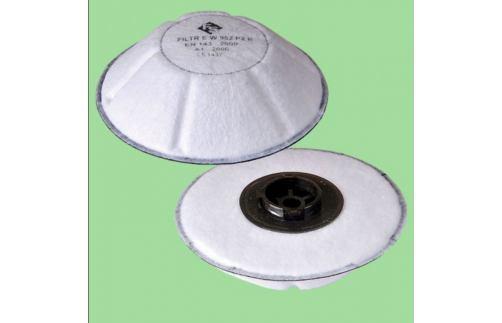 Filtr przeciwpyłowy EW 952 P2 R z węglem aktywnym