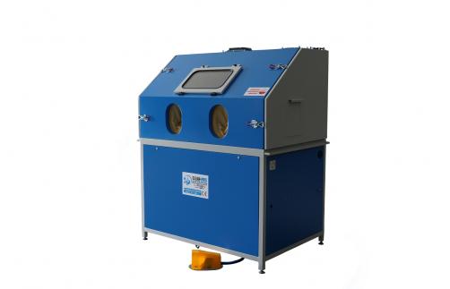 Piaskarka kabinowa ciśnieniowa BLAST JET 1500 C