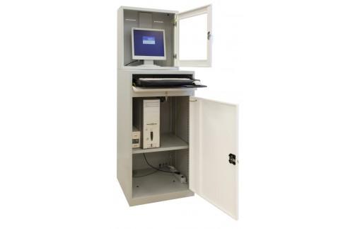 SMK4A bez wyposażenia Szafki pod komputer przemysłowy