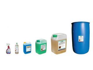 Płyny i środki chemiczne, środki do myjek.