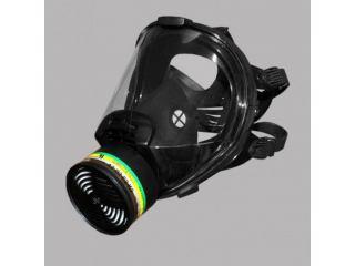 Półmaski i maski przeciwgazowe