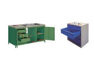 Meble warsztatowe metalowe do każdego profesjonalnego warsztatu - szafy warsztatowe metalowe czy szafki metalowe przemysłowe